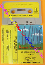 MC ADRIANO CELENTANO Ti avro' 1978 italy CLAN 30 CLN 20053 no cd lp dvd vhs