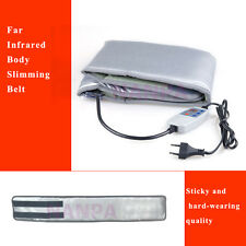 Far Infrared Body Slimming Weight Lose Fat burning Sauna Heating Fitness Belt