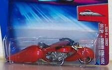2004 Hot Wheels First Editions Crooze W-Oozie--Motorcycle--