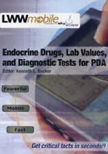 Endocrine Drugs, Lab Values, and Diagnostic Tests for PDA, Becker, Kenneth L.