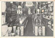 New York City Soy Kee Co Lamp Dept Interior Antique Postcard K22567
