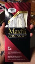 "Maxfli (left) Womens Golf Glove Leather ""Pittards"" Palm -size Small"