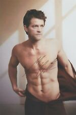 "Misha Collins (Robe Off) Supernatural ""Castiel"" EXTREMELY RARE SIGNED RP 8x10!!!"