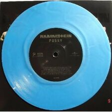 Rammstein Pussy Numbered Viagar Blue 1 Side 7 Inch