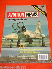 AVIATION NEWS - THE HELLENIC AIR FORCE - OCT 25 1991