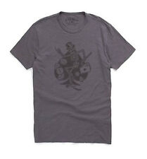 Lucky Brand - Mens M - NWT - Grateful Dead Dancing Skeletons Gambling T-Shirt