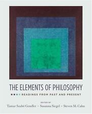 The Elements of Philosophy: Readings from Past and Present, , Good Book