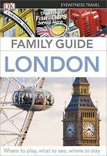 Family Guide London (Eyewitness Travel Family Guide)-ExLibrary