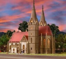Kibri Z Scale 36818 Goppingen Cathedral Church Building Kit *NEW* *USA $0 SHIP