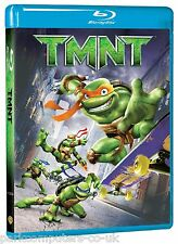 TMNT (teenage mutant ninja turtles) DVD Blu-ray