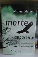 MORTE APPARENTE ★ MICHAEL STANLEY ★RIZZOLI HD NUOVO CARTONATO