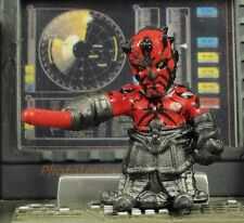 Hasbro Star Wars Fighter Pods Micro Heroes Darth Maul Cybernetic Sith Lord K872
