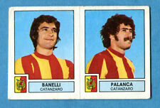 CALCIATORI 1975-76 Panini - Figurina-Sticker n. 409 -BANELLI#PALAN-CATANZARO-New