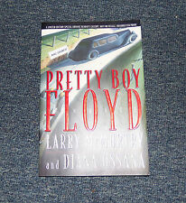 Pretty Boy Floyd. Larry McMurtry.1994. Advance Reader's Proof. Signed.