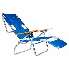 Ostrich 3 N 1 Beach Chair Lounger Color: Blue 3N1-1001B New