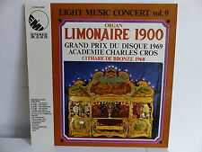 Light music concert Vol 9 Orgue limonaire 1900 4C058 23066