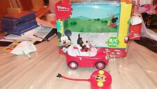 Jada Toys Disney Mickey  Mouse Remote Controlled car...ages 3+...