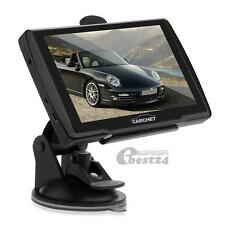 "CARCHET Vehicle Car 5"" Touch Screen GPS Navigation FM with Europe Map New"