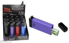 Mechero Hueco con GAS Stash Ocultacion Camuflaje - Lighter Pill Box Working