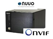 CCTV Network Video Recorder Nuuo NVRMINI 2  16CH  NE-4160 D1 Res IP Camera