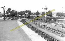 Barnstaple Town Railway Station Photo.Wrafton & Ilfracombe Line. L&SWR (7)