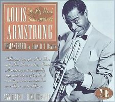 The Big Band Sides 1930/32 by Louis Armstrong (CD, Jun-2008, 2 Discs, JSP (UK))