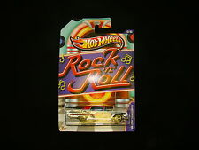 Hot Wheels Rock 'n' Roll '58 Ford Thunderbird HW Jukebox 12/32  DAMAGED CARD