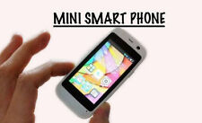 "Super Small 2.45"" Touch Screen 4G Mini Smart Mobile Android Phone Kids Gift WIFI"