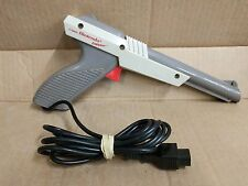 Nintendo NES Grey Light Zapper Gun
