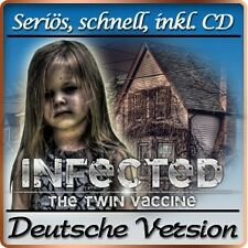 Infected - Der Zwillings-Impfstoff Deluxe - PC-Spiel - The Twin Vaccine