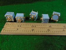 Lot of 5 Clarostat 10K OHM PC Mount Pot NOS