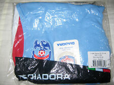 CRYSTAL PALACE BOYS FOOTBALL SHORTS AGE 7 8 9 10 RARE CENTENARY YEAR 2005 BLUE