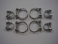 Mk1 Mk2 Mini Cooper S Heater Hose Double wire Clips 1960s 1970s