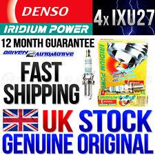 4x DENSO IXU27 (5337) IRIDIUM POWER SPARK PLUGS ALFA ROMEO - MITO (955) - 1.4