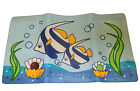 Baby/Kids/Childrens Heat Sensitive Padded Large Size Non Anti Slip Bath Mat