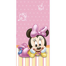 Minnie Mouse 1st Birthday Party Tablecover  Party Supplies