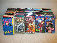 Lot 53 RL Stine Teen Young Adult Fear Street Suspense Thriller Paperback Books