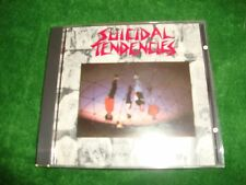 SUICIDAL TENDENCIES frontier cd FCD 1011 made in japan free US ship