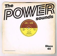 "12"" : JIMMY HAYNES-jet set lady / CATS-air on a g string   (hear) funk / reggae"