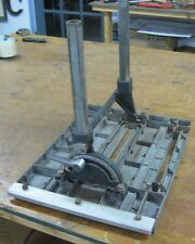 ShopSmith Mark V Replacement Parts - Complete Work Table Saw Assembly