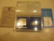 STANTON 881S CARTRIDGE AND GENUINE STANTON D81S STYLUS IN PLASTIC DISPLAY CASE