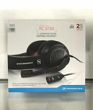 Sennheiser PC 373D GAMING-HEADSET - Ex Demo. 24 monate garantie