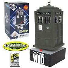 DOCTOR WHO TARDIS BOBBLE HEAD WITH SOUNDS BNIB WACKY WOBBLER 1ST DOCTOR