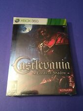 Castlevania Lords of Shadow *Limited Edition* for  XBOX 360 NEW