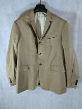 Brooks Brothers Black Fleece Thom Browne Linen Jacket Size BB3
