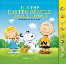 It's the Easter Beagle, Charlie Brown: with Sound and Music by Charles M....