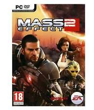 MASS EFFECT 2 GIOCO PC DVD ROM WINDOWS VERSIONE ITALIAN