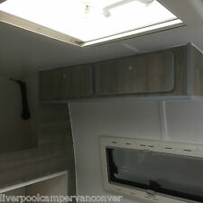 Over Head Storage Lockers Camper Furniture Units Transporter Transit Sprinter.
