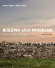 Building Java Programs: A Back to Basics Approach (4th Edition)