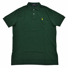 Polo Ralph Lauren Shirt Mens Classic Fit Mesh Polo Pique Knit Pony Logo New